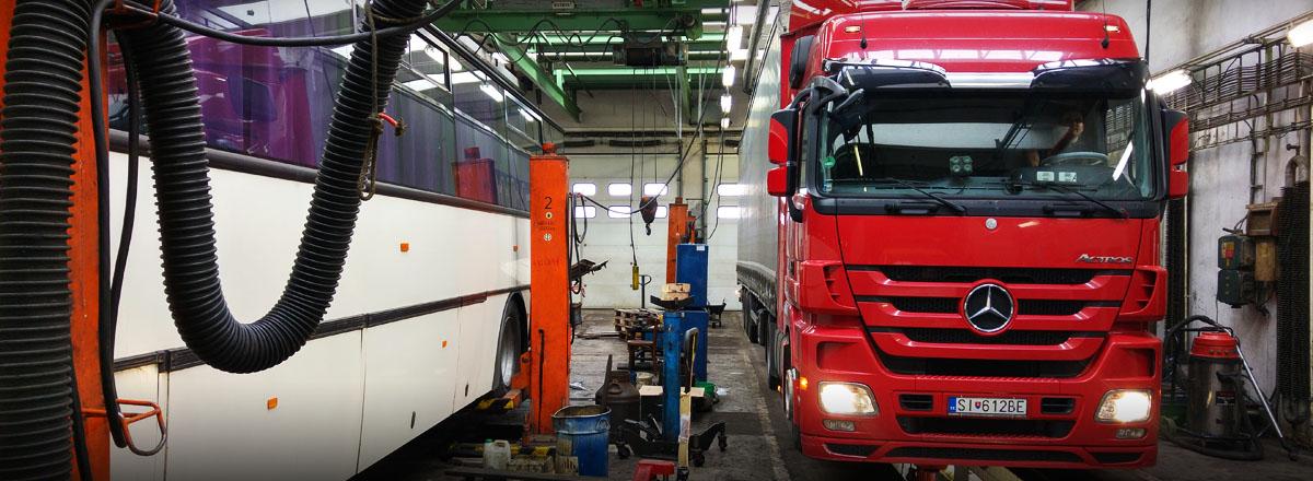 Servis nákladných vozidiel